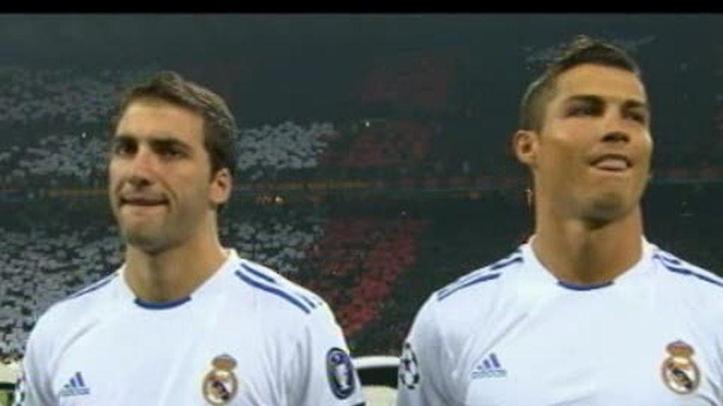 El Madrid se clasifica para octavos