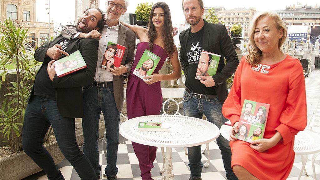 `Ocho apellidos vascos´ viaja al Festival de Cine de San Sebastián