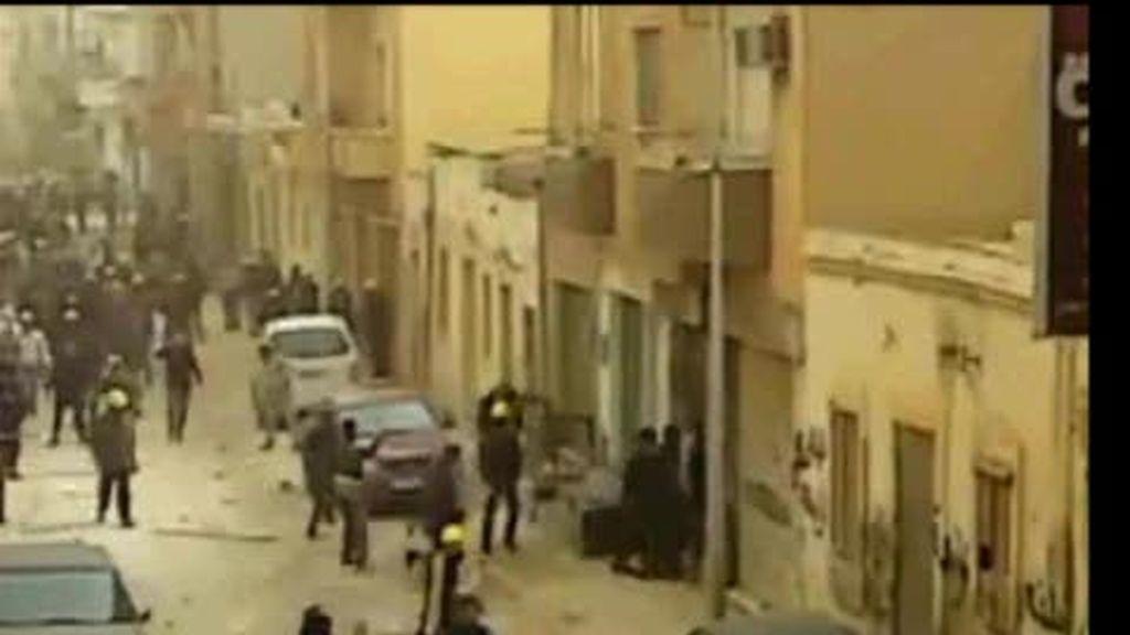 Gadafi: entre el acoso y la derrota