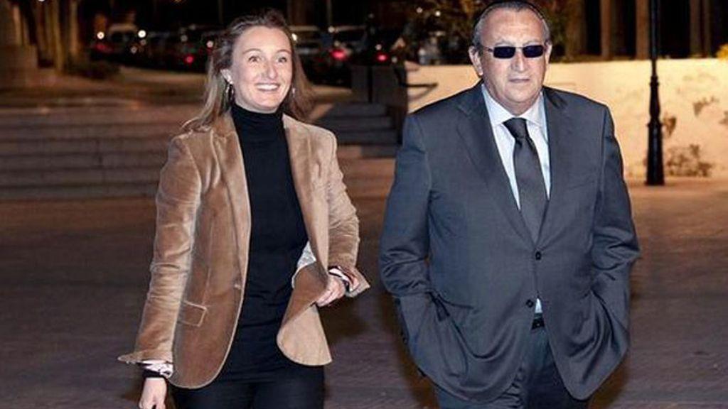 Andrea Fabra, hija de Carlos Fabra, es diputada del Congreso por Castellón