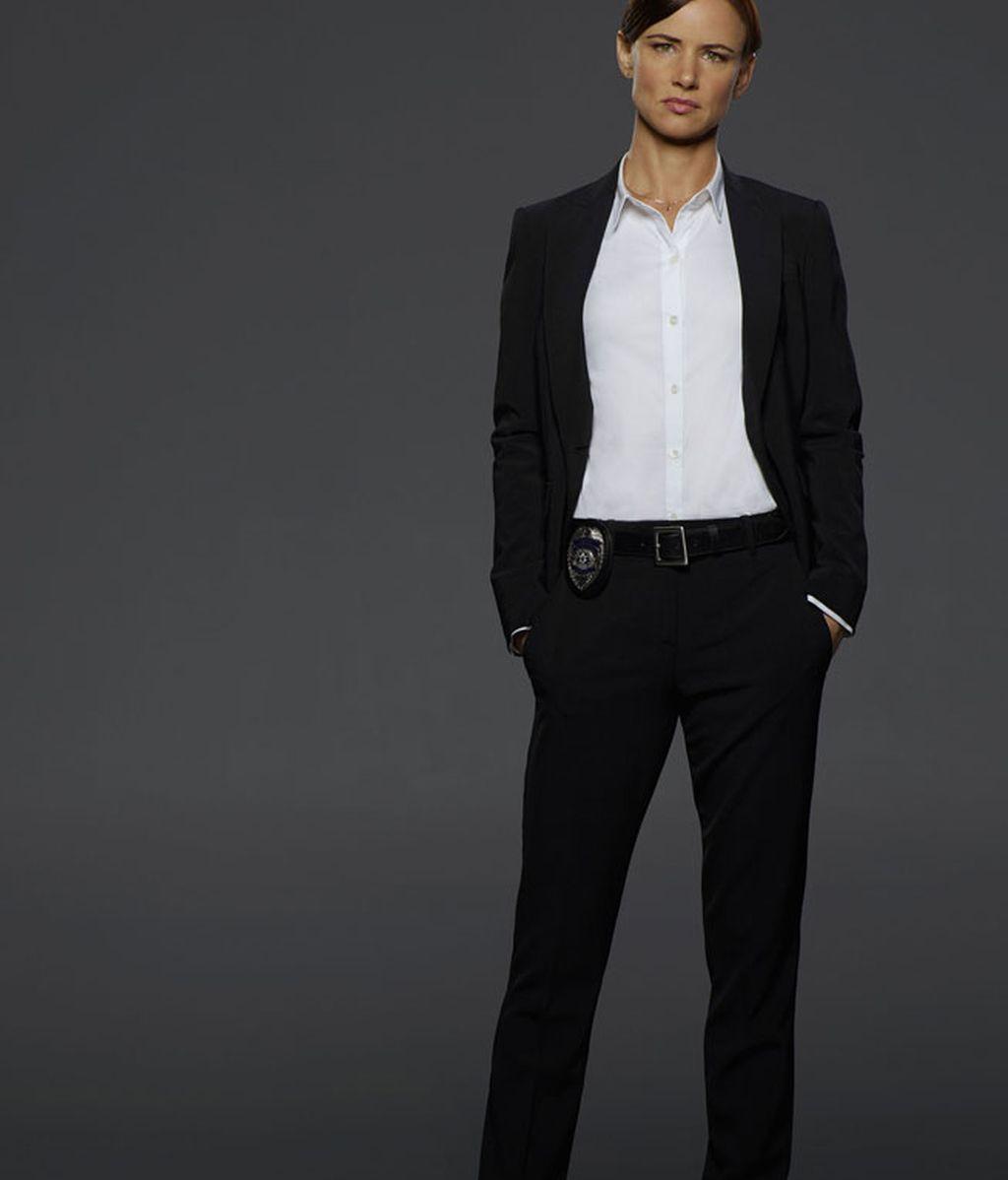 Juliette Lewis es Andrea Cornell