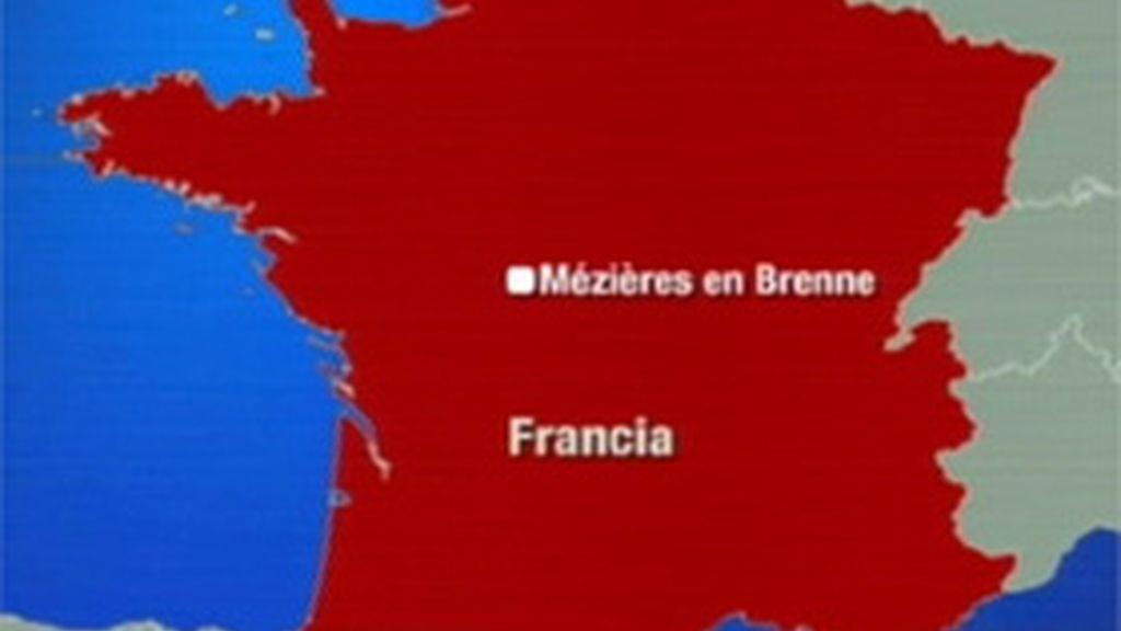 Mézièrs en Brenne