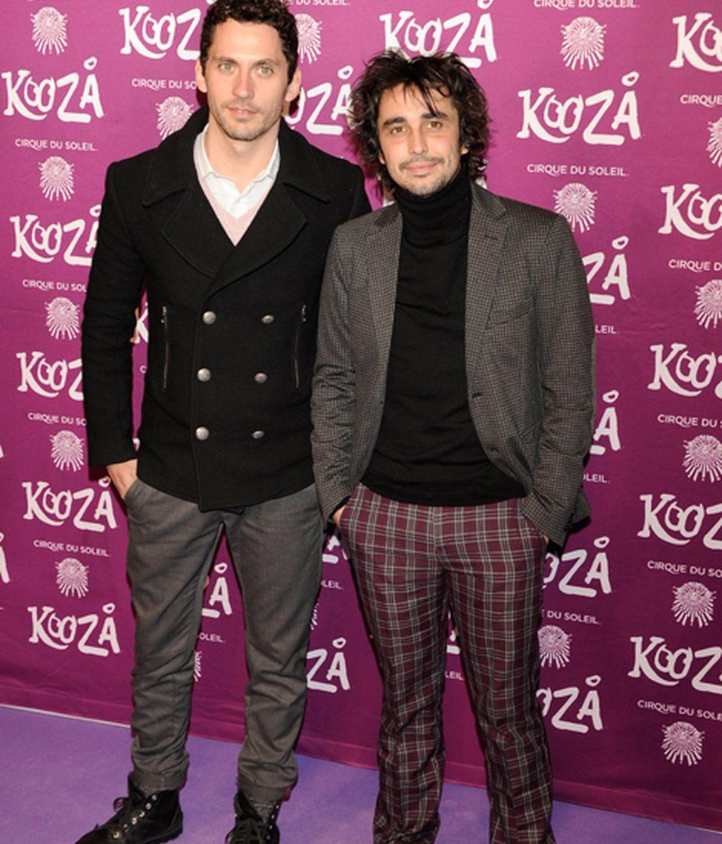 Paco León y Canco Rodríguez