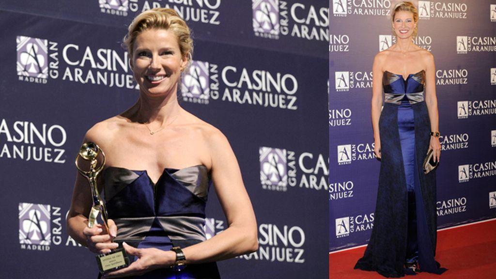 Anne Igartiburu, premio a la trayectoria profesional