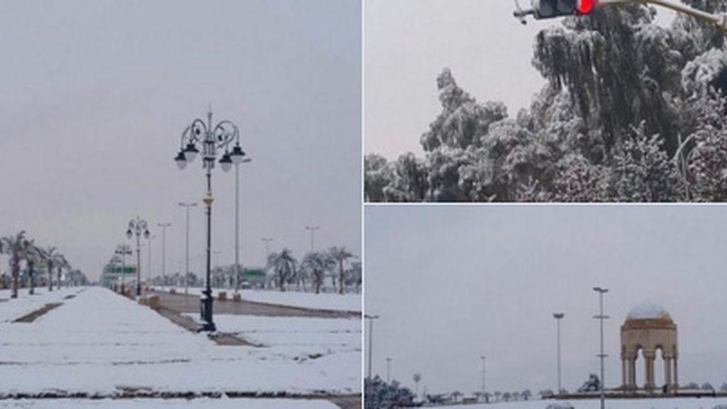 Kuwait nevado