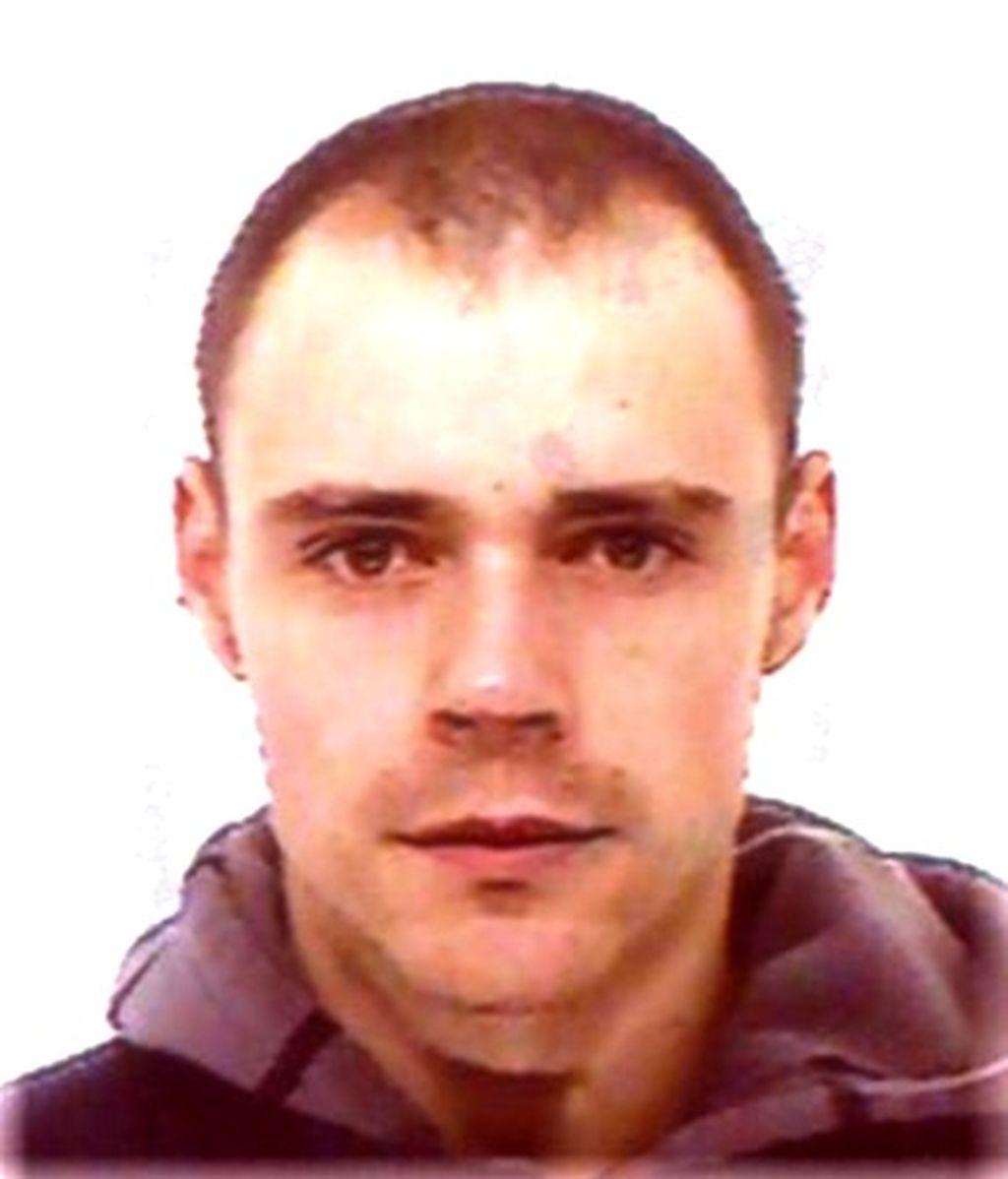 Adrián Mosquera Pazos, presunto miembro de Resistencia Galega detenido