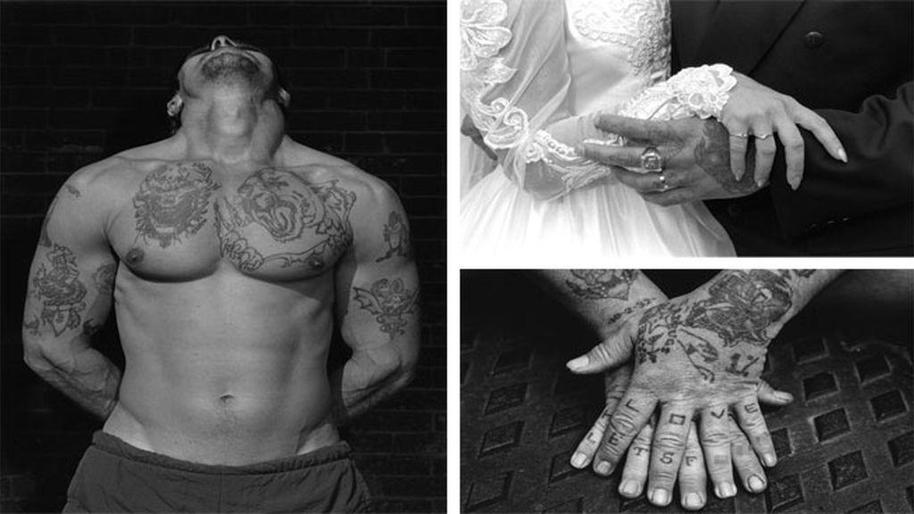 Impresionantes fotografías de asesinos, violadores y guardias