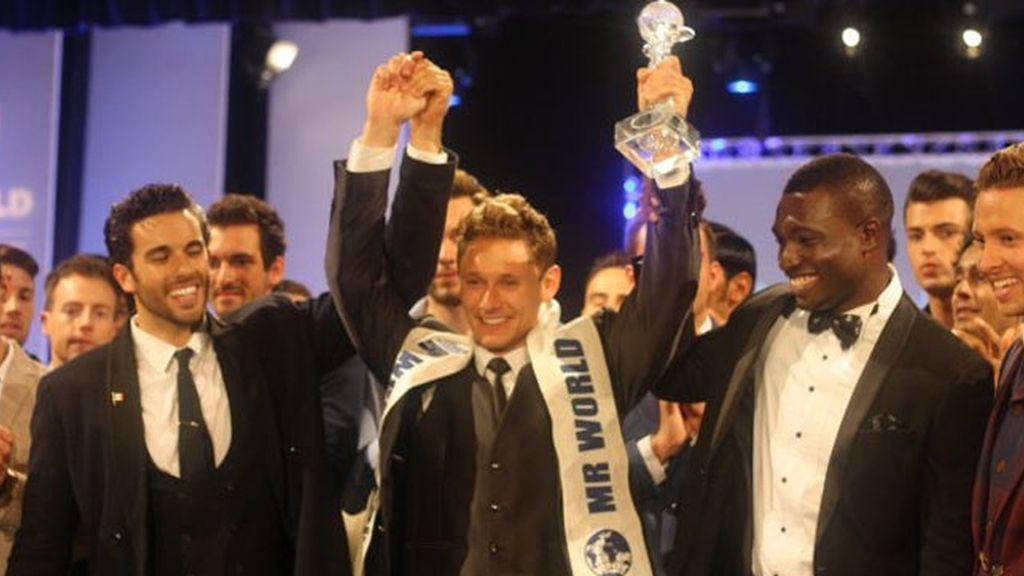 Concursantes Mr Mundo 2014