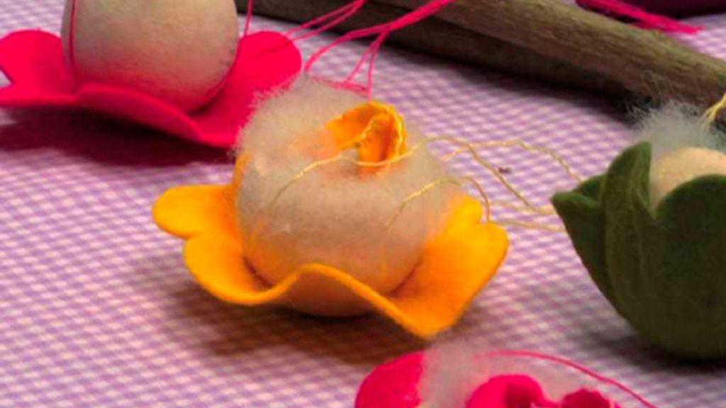 Tricotosas 25: Móvil de primavera