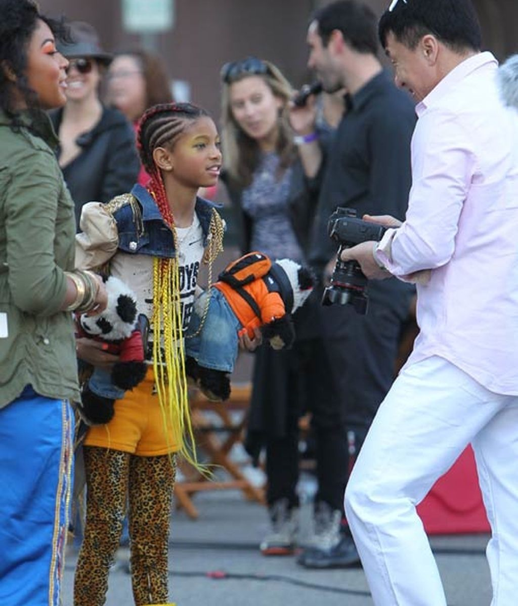 El estilismo imposible de Willow Smith en su último videoclip