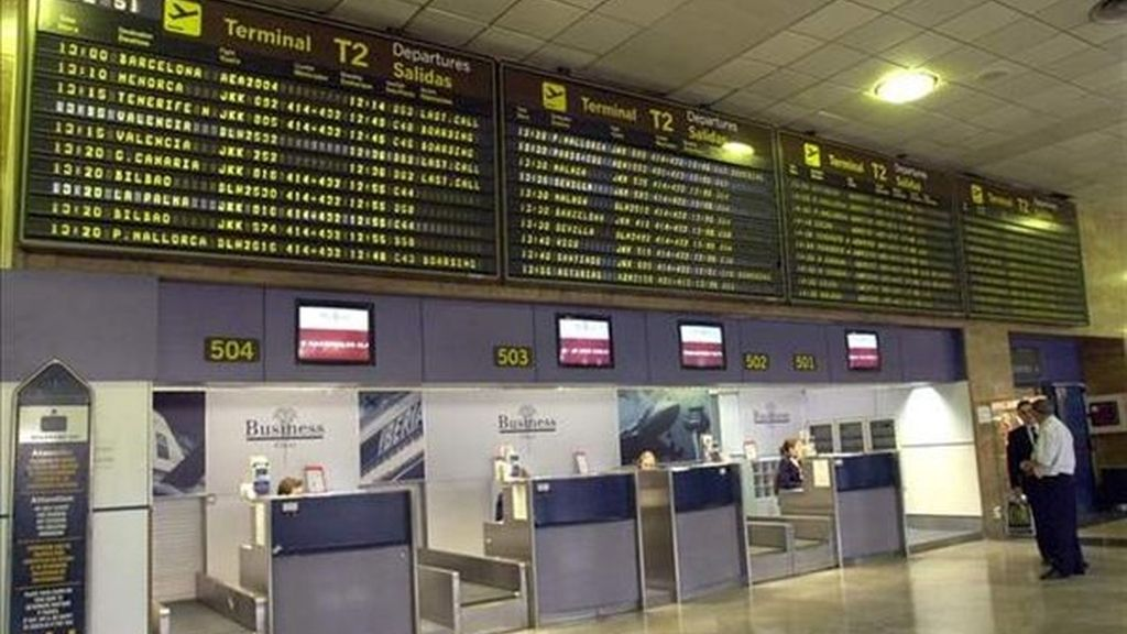 Iberia cancelará 91 vuelos el día 18 como consecuencia de la huelga de los pilotos