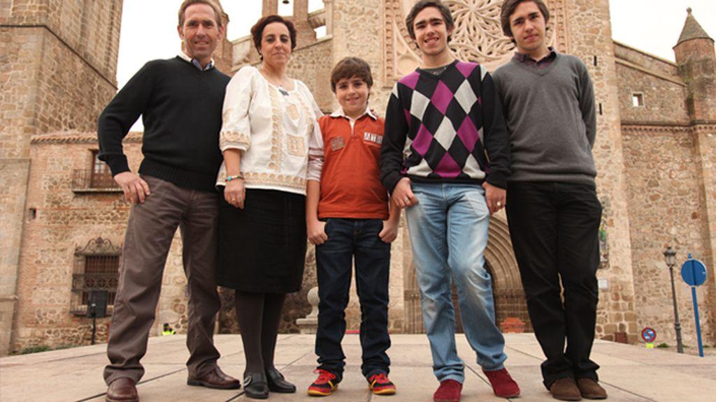 Una familia de católicos catequistas, en 'Me cambio de familia'