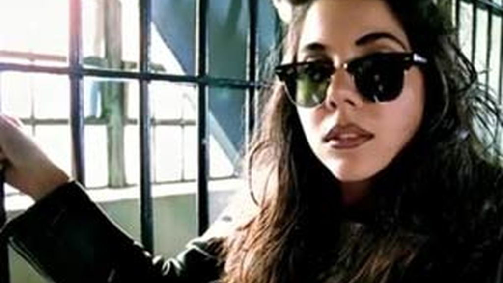 Baby Gaga responde al nombre de Natali Germanotta, tiene 17 años y un físico muy parecido al de su hermana mayor.