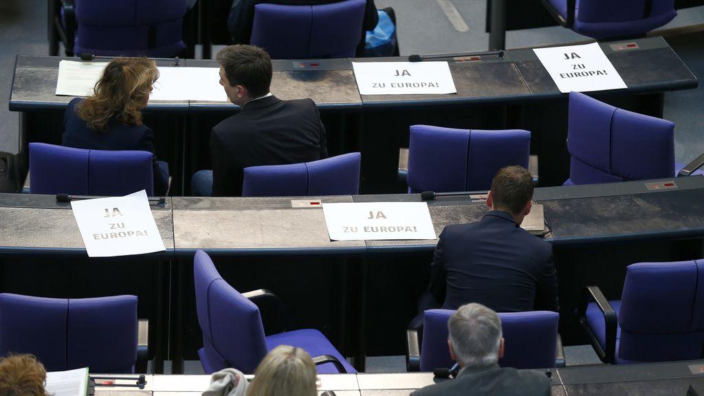 El Bundestag aprueba la extensión del rescate heleno