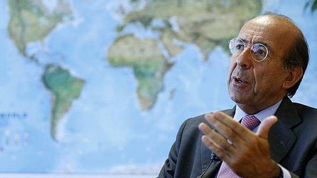 El secretario de Estado de Asuntos Exteriores, Gonzalo de Benito