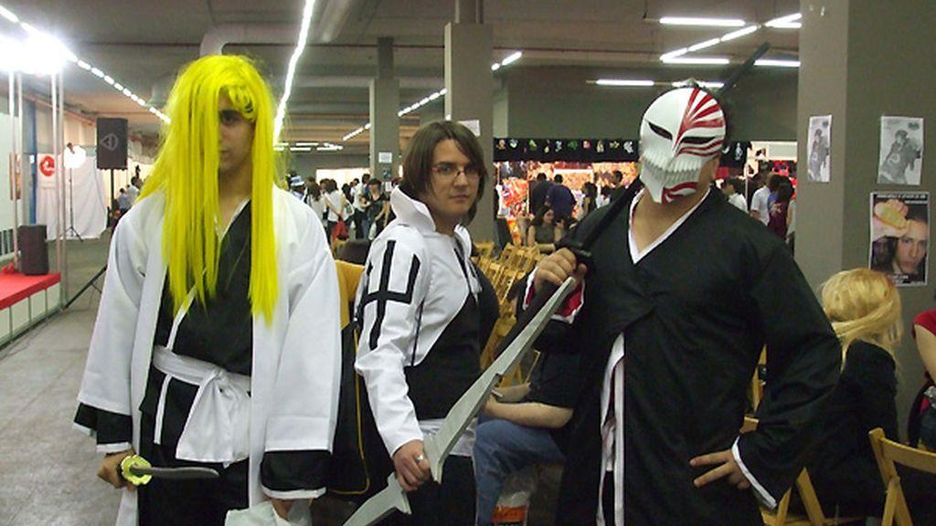 La cultura del Manga arrasa en Madrid