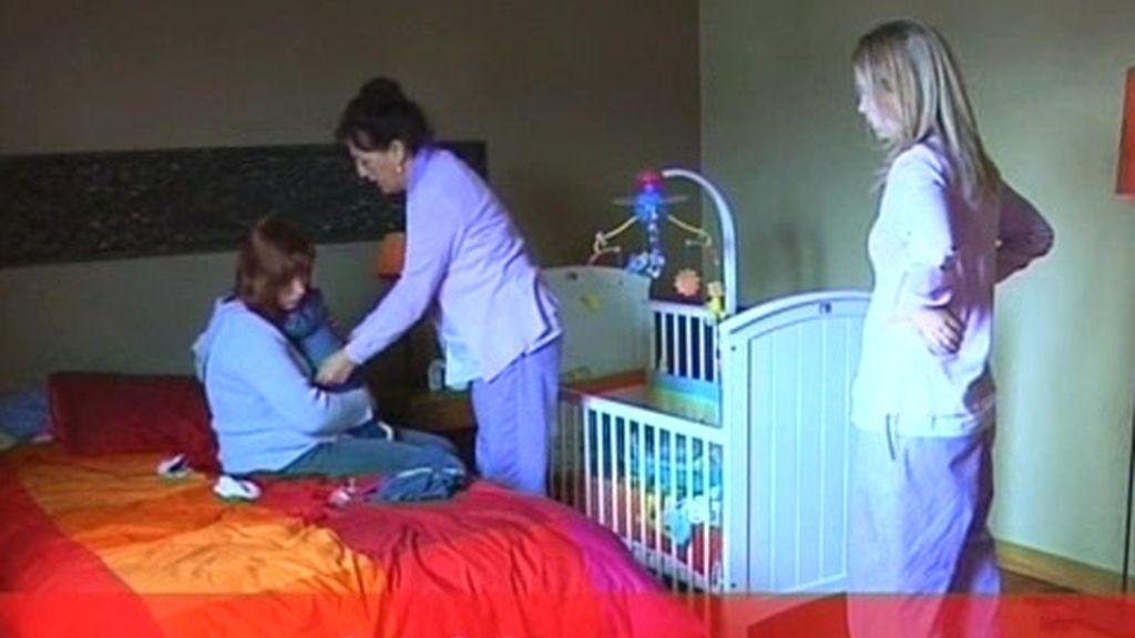 Rosa riñe con sus compañeras y Noelia quiere irse