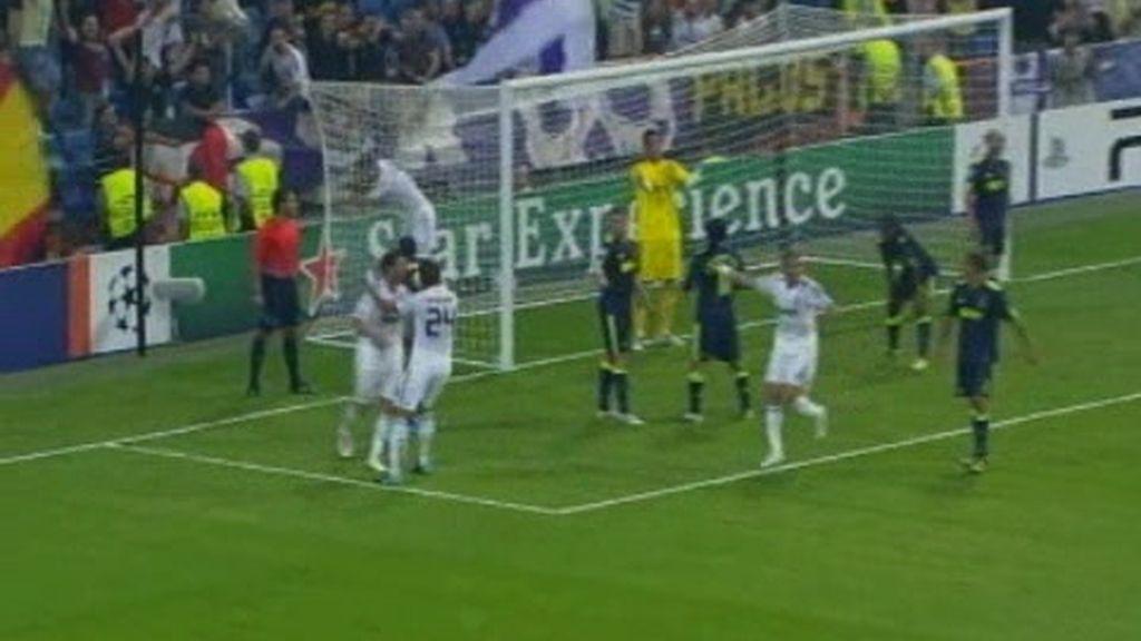 El Madrid vence y convence