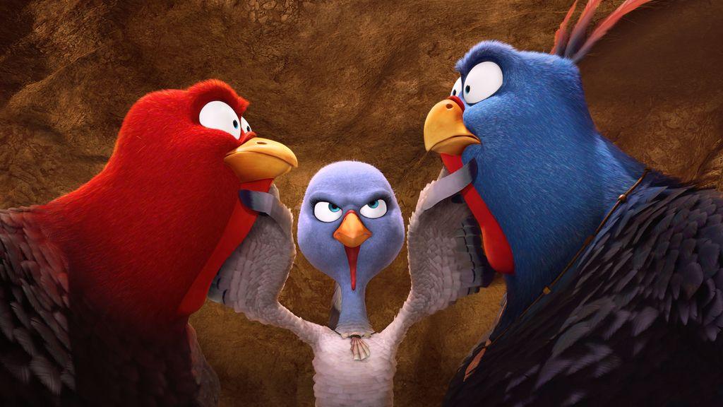 Así son Free Birds