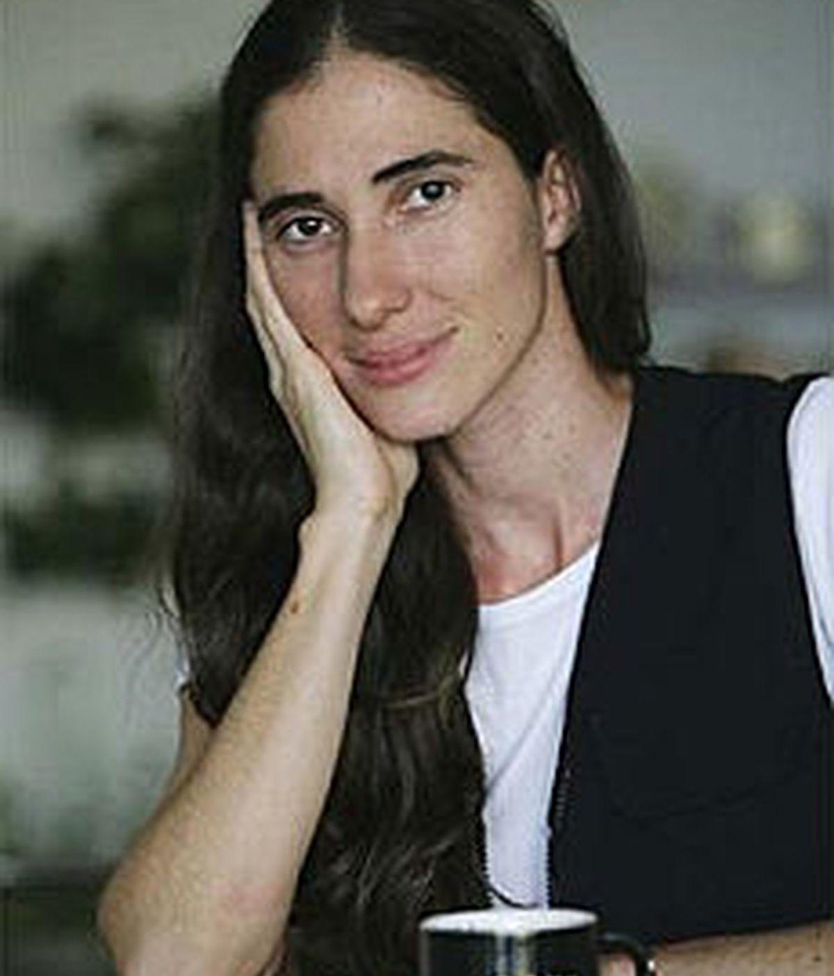 La bloguera cubana, premio Ortega y Gasset de Periodismo 2008, no puede salir de la isla. Foto blog Generación Y