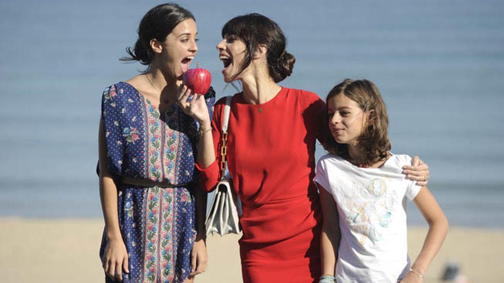 Macarena García, Maribel Verdú y Sofía Oria presentan 'Blancanieves'
