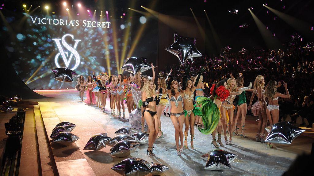 Los angelitos de Victoria's Secret despliegan sus alas