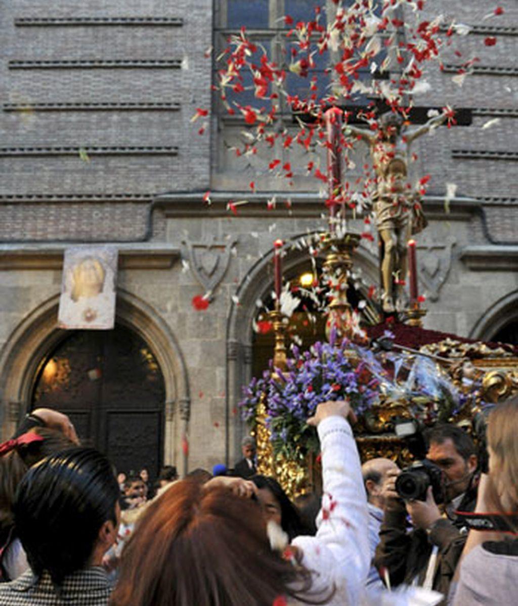 El Cristo de los Gitanos, Granada