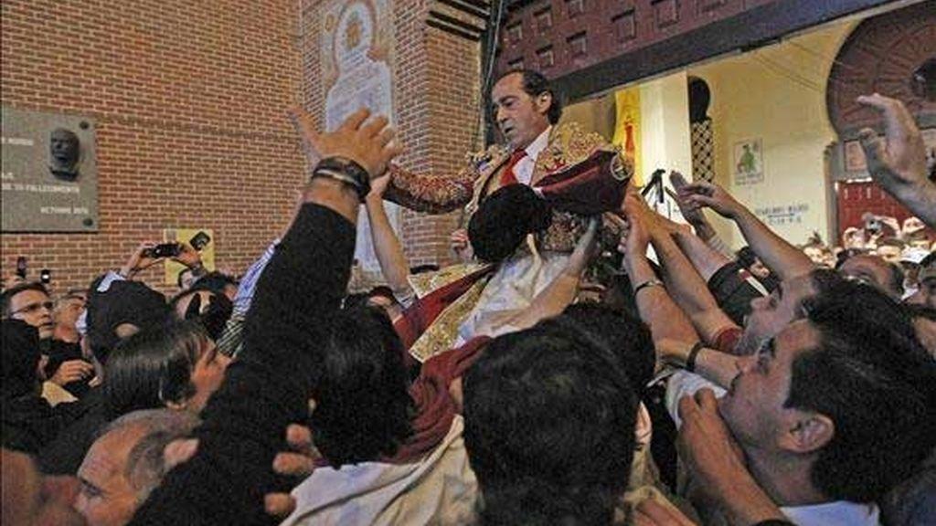 Esplá dice adiós a Las Ventas a lo grande