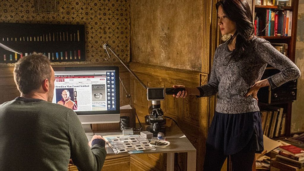 'Gestión de riesgos', el nuevo episodio de 'Elementary' (T01XC22)