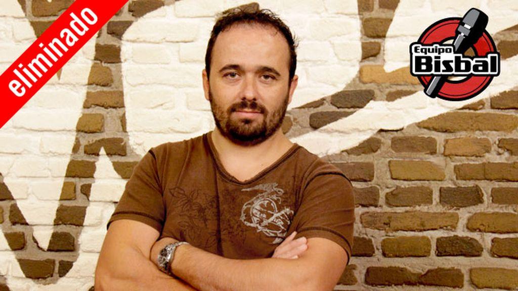 Jordi Galán, 32 años, equipo Bisbal