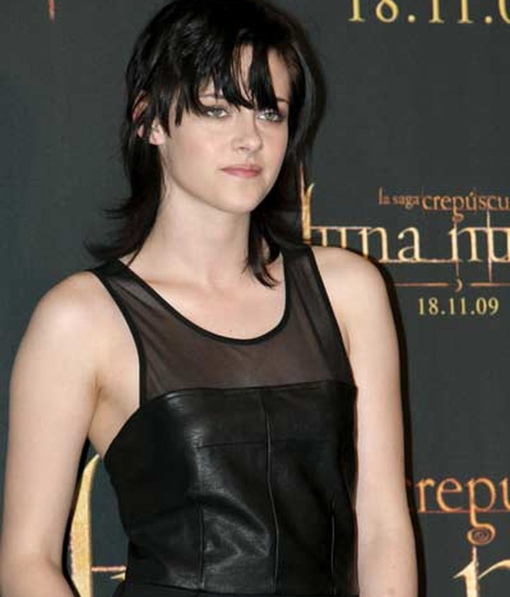 Kirsten Stewart, protagonista de la saga