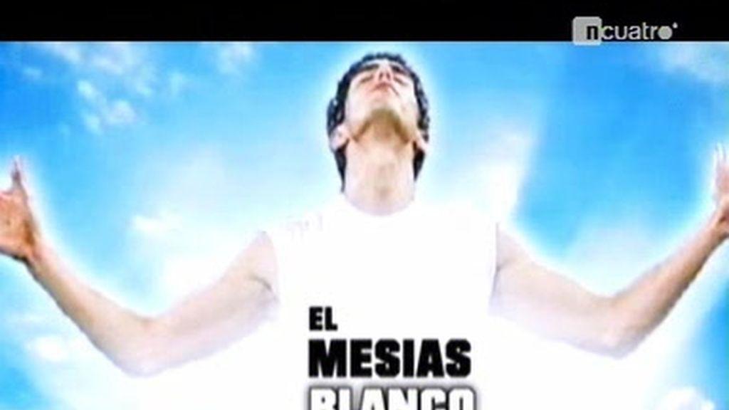 Kaká, el mesías blanco