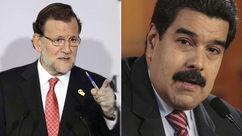 """El Gobierno  tacha de """"falsedades y calumnias"""" declaraciones"""" de Maduro sobre Aznar"""
