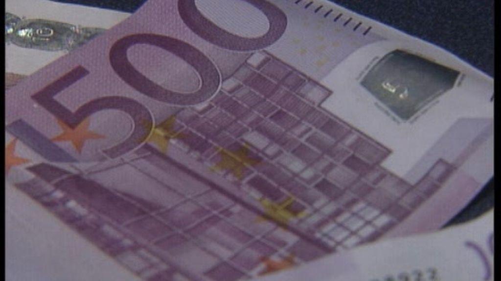 Reino Unido suspende el uso de los billetes de 500 euros