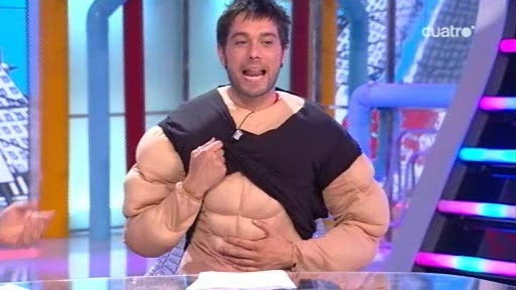 Los músculos de  'Bustamante'