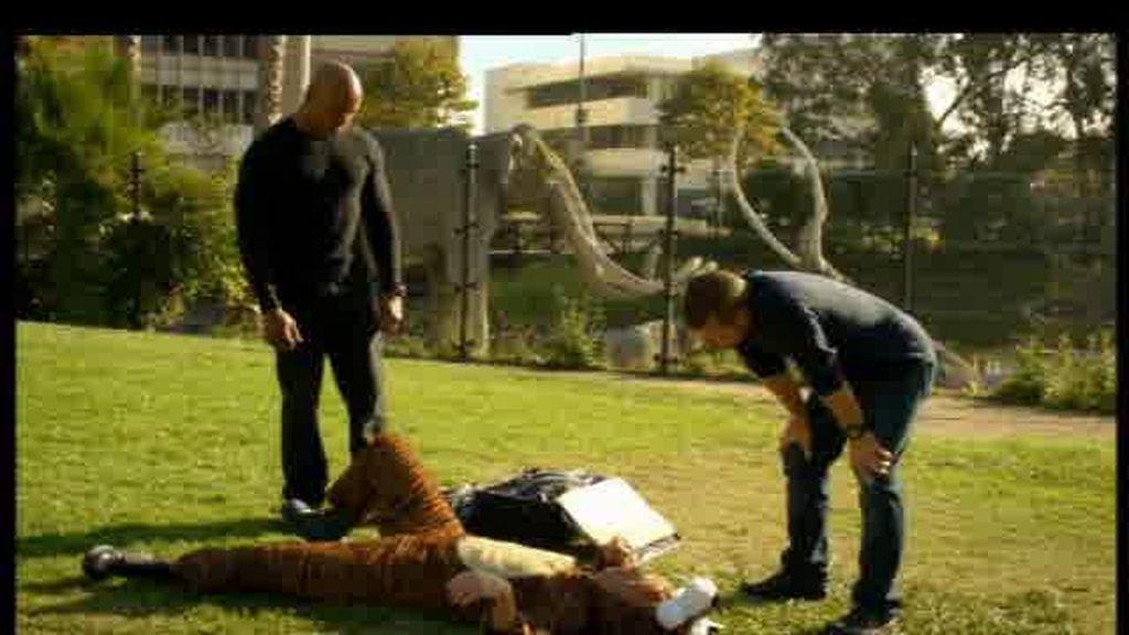 Promo NCIS Los Ángeles.O ganan los buenos o pierden los malos
