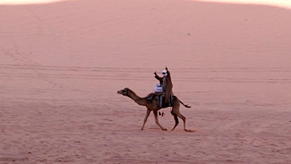 Carrera en Jordania