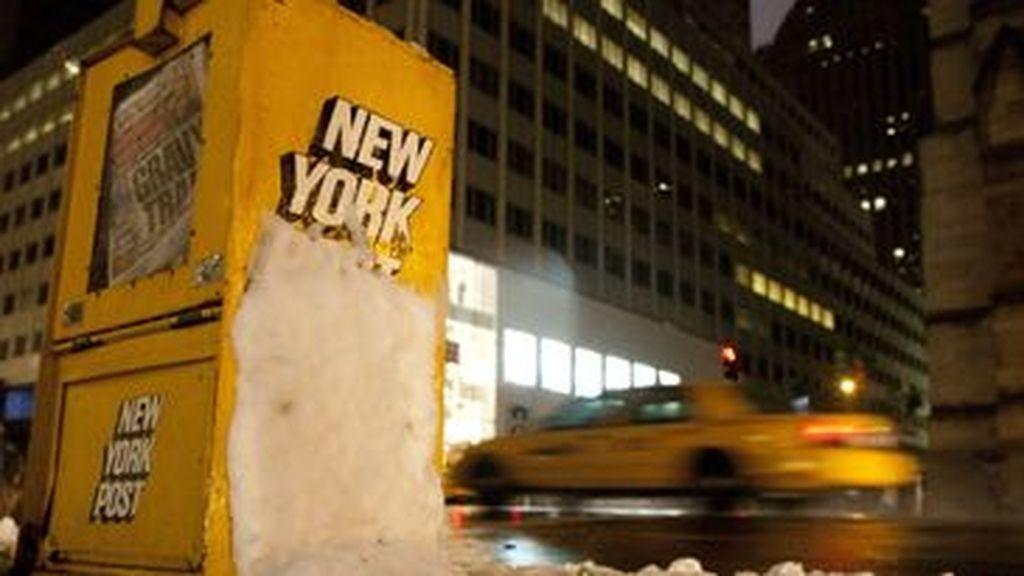 La nieve se cobra tres víctimas mortales en EEUU