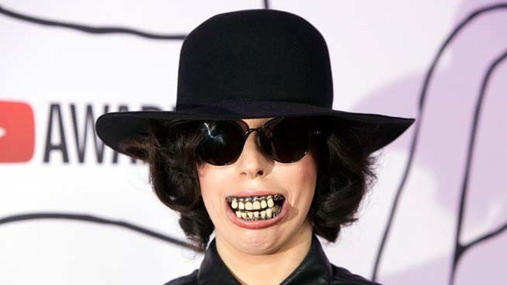 Lady Gaga durante la gala