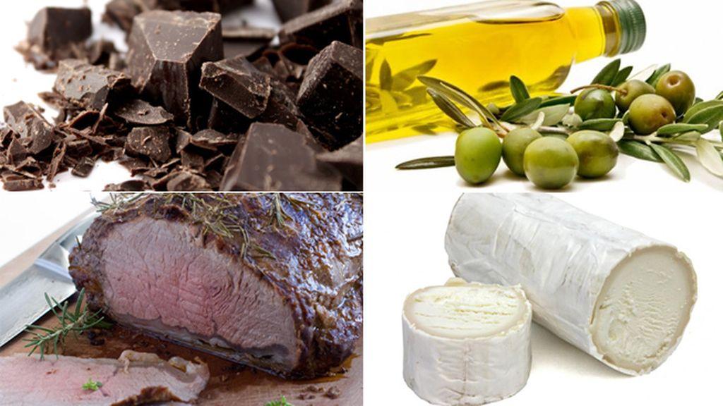 Cuatro alimentos sabrosos que los nutricionistas aprueban
