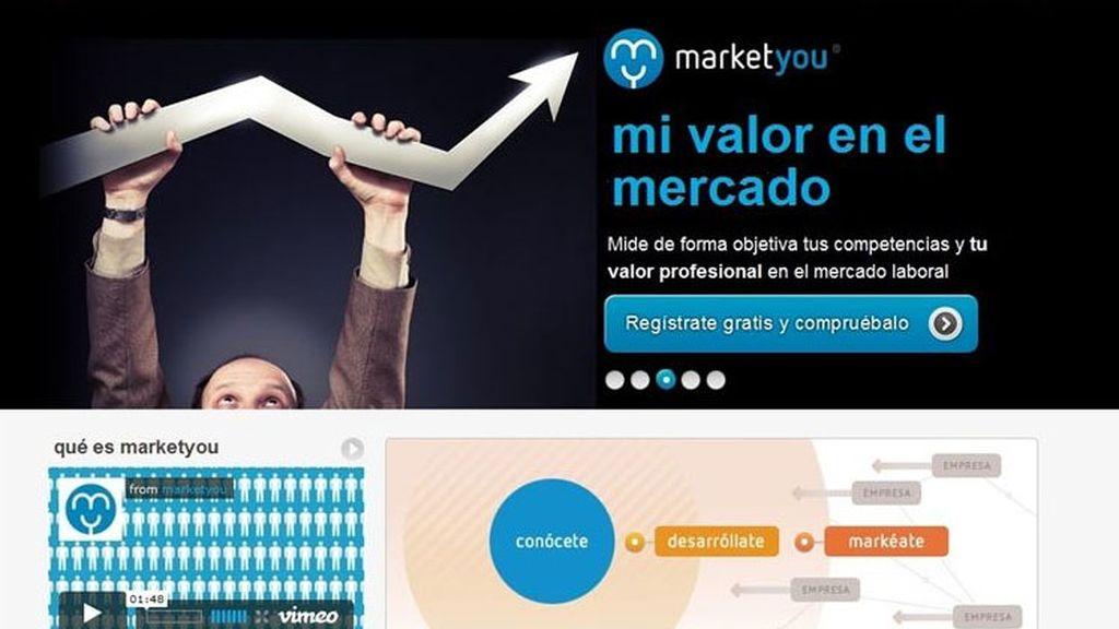 MarketYou crea una nueva herramienta que mide el valor de los candidatos en el mercado laboral