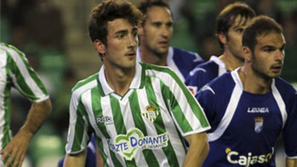 Imagen de archivo de Miki Roqué, jugador del Betis