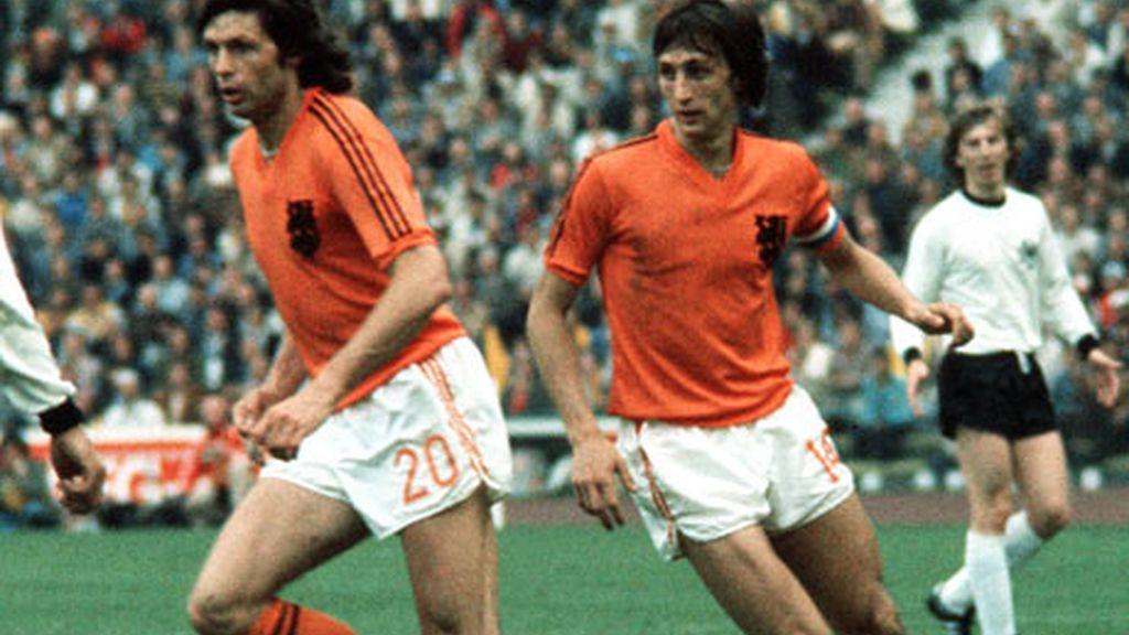 Porque sólo a Holanda le sienta bien el naranja butano