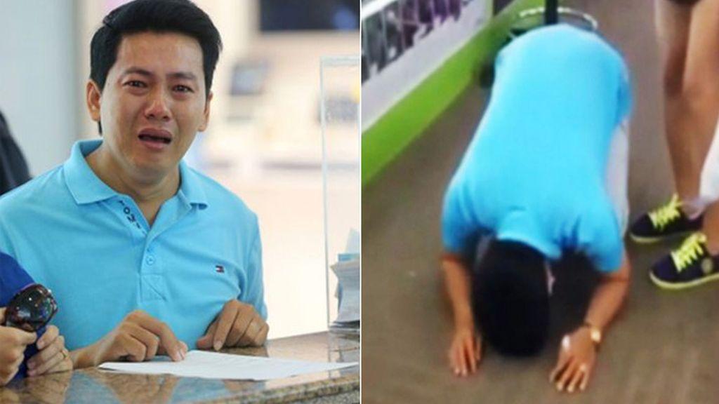 Las súplicas de un trabajador para que le devuelvan el dinero que le quieren cobrar por un iPhone 6