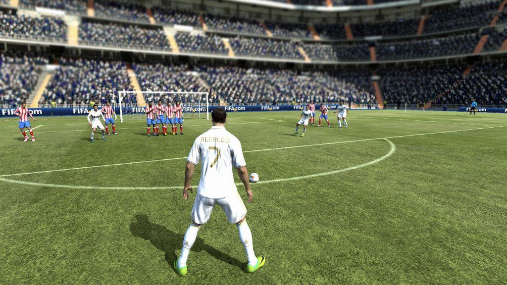 FIFA, videojuegos, Estadio Gamer