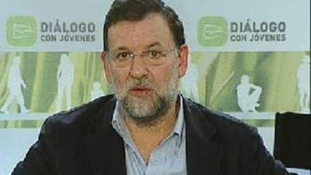 Elorriaga arremete contra Rajoy. Vídeo: Atlas