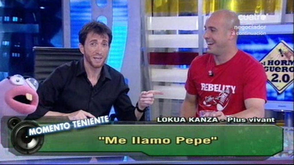 Momentos tenientes con Pepe Reina
