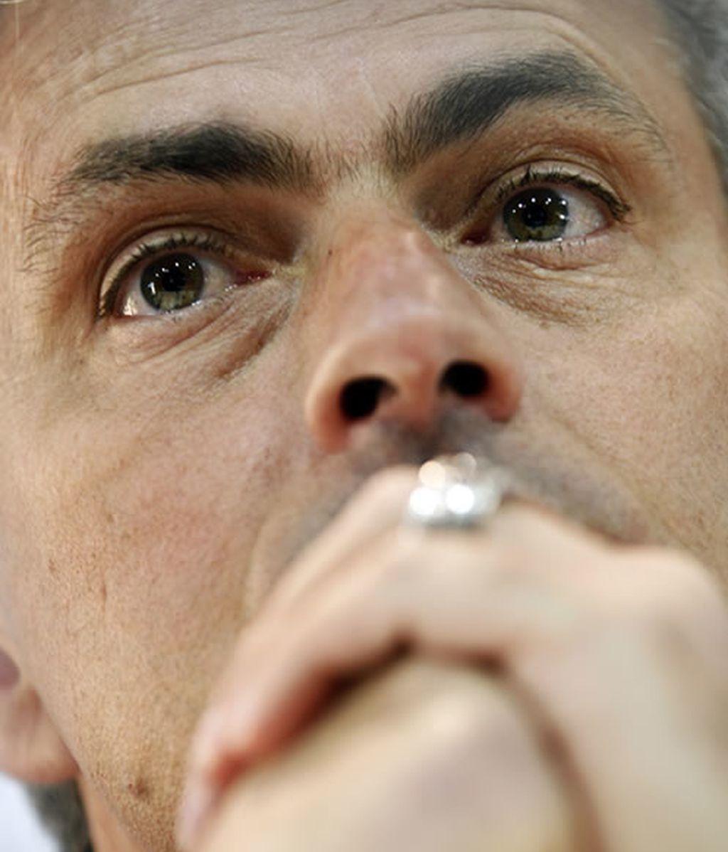 """""""Cuando te meten cinco goles no puedes llorar"""""""