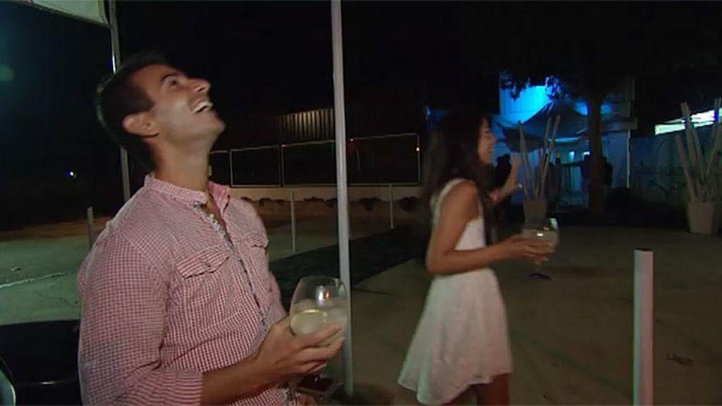 Natalia se enfada con el soltero por uno de sus comentarios