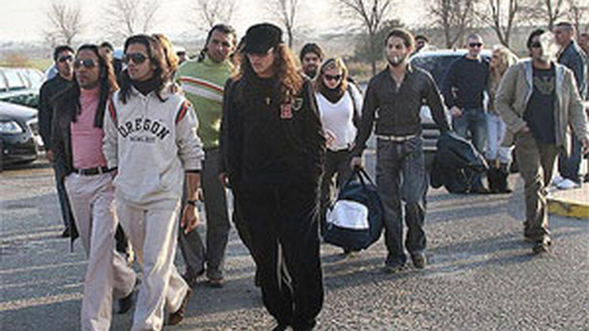 'Farruquito' entró en prisión el 16 de enero de 2007. Foto: EFE.